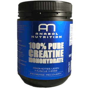 Anabol Nutrition 100% Pure Creatine Monohydrate