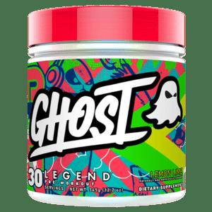 Ghost Legend Lemon Lime