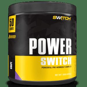 Power Switch Grape