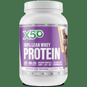 X50 Lean whey