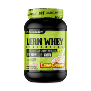 MUscle sport lean whey Lean crunch